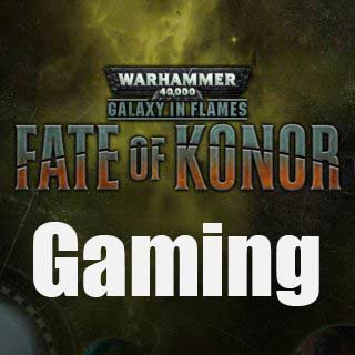 Warhammer 40k: Fate of Konor - Apocalypse