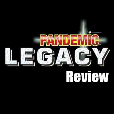 Review: Pandemic & Pandemic: Legacy
