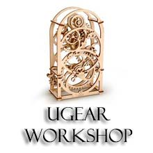 ugear workshop tabletop kingdom
