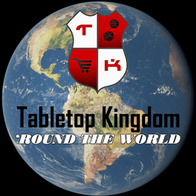 Tabletop Kingdom 'Round the world: Results!