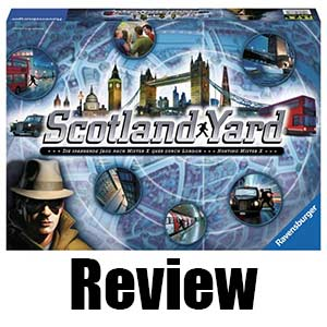 Scotland Yard Master Review