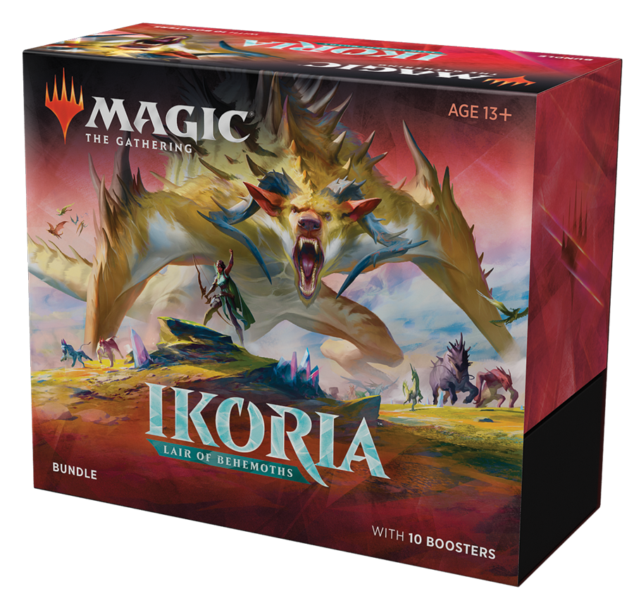 Ikoria Release and Pre-Order/Release